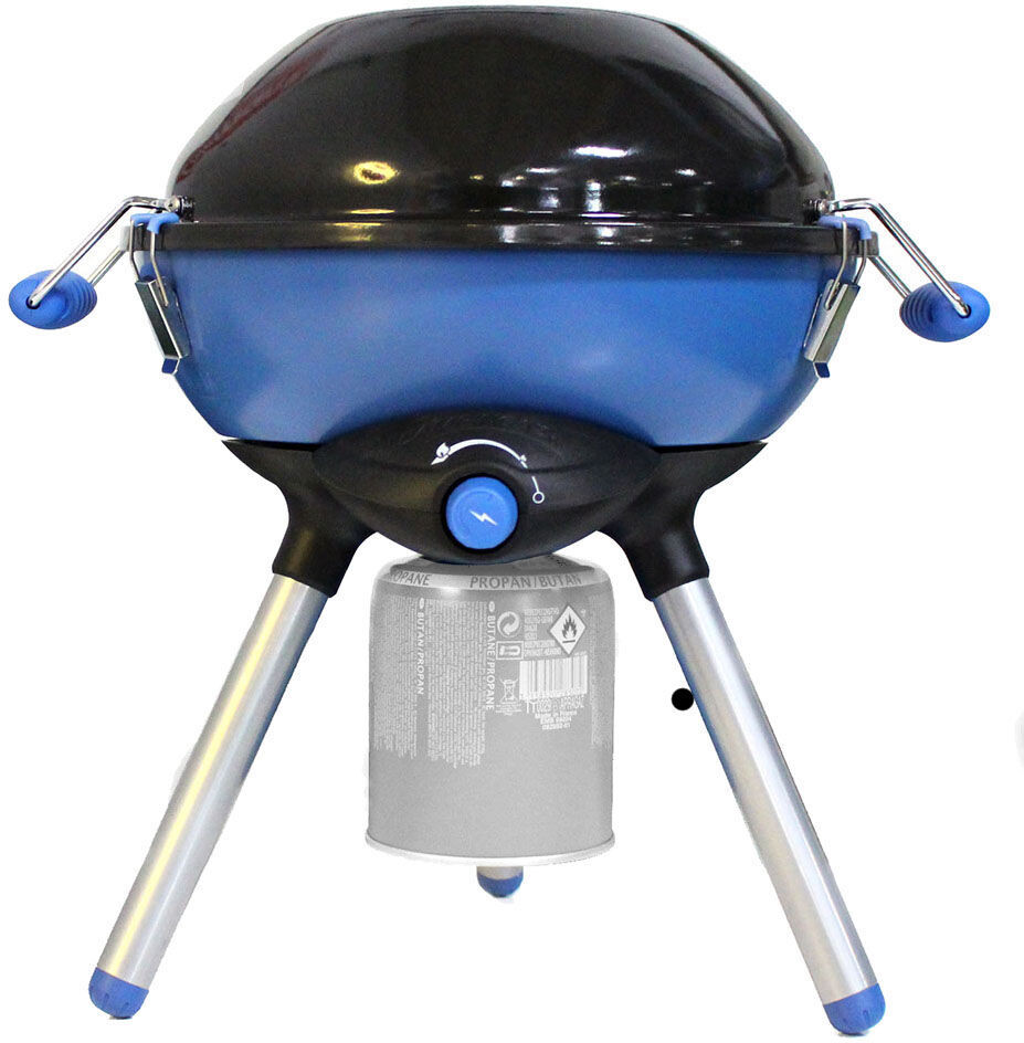 campingaz party grill 400 cv - barbecue  noir sur